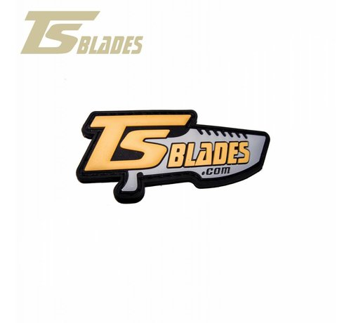 TS Blades Blade Rubber Patch