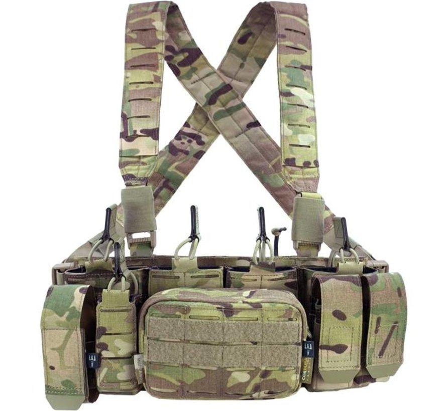 MCR Modular Chest Rig Complete Set (Multicam)