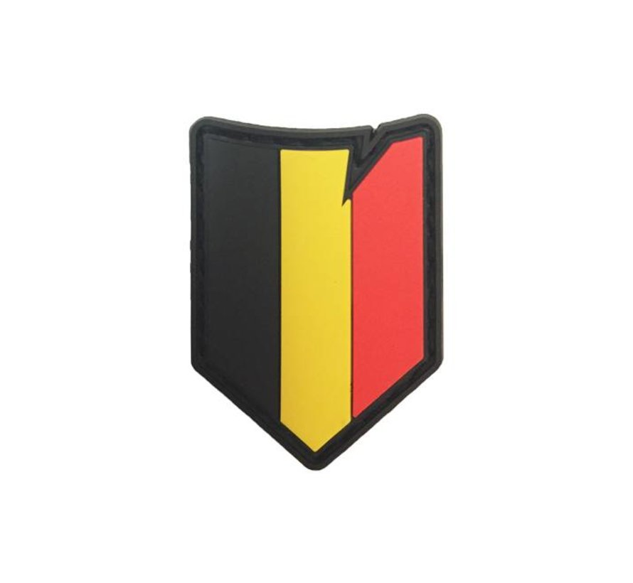 Tactical Patch Belgium (Color)