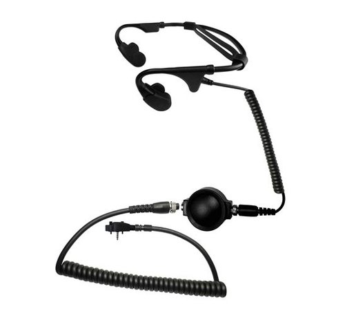 Code Red Headsets Battle Zero Bone Conducting Headset  (Kenwood/Baofeng)