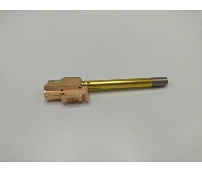 WE WE17 Custom BK Gold Barrel GBB (Desert)