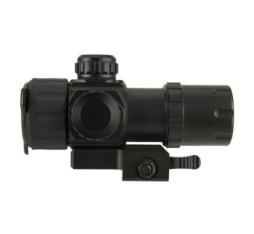 Red Dot QD Compact Low Mount  (Black)