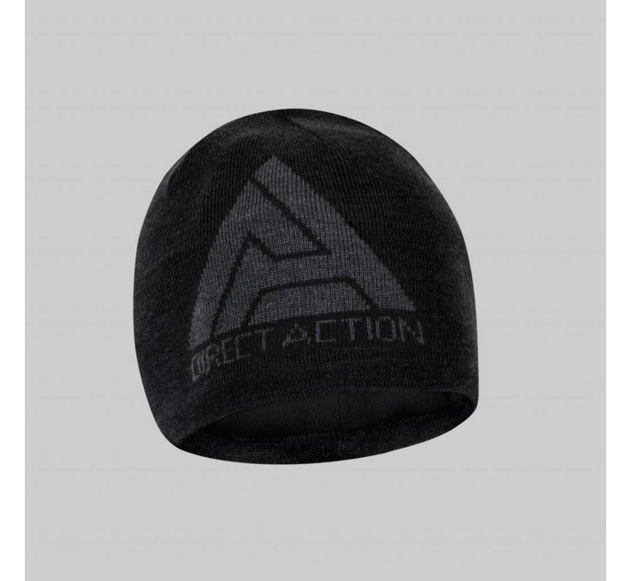 Winter Beanie (Black)