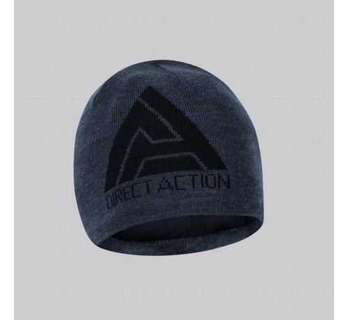 Direct Action Winter Beanie (Shadow Grey)