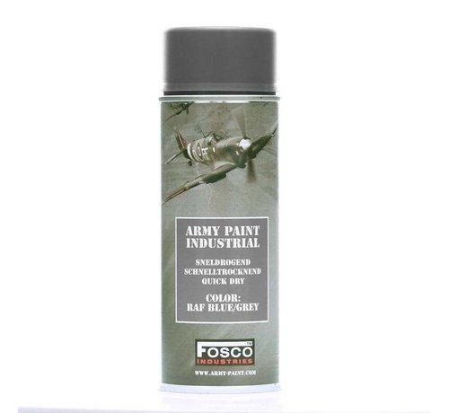 Fosco Spray Paint RAF Blue/Grey 400ml.