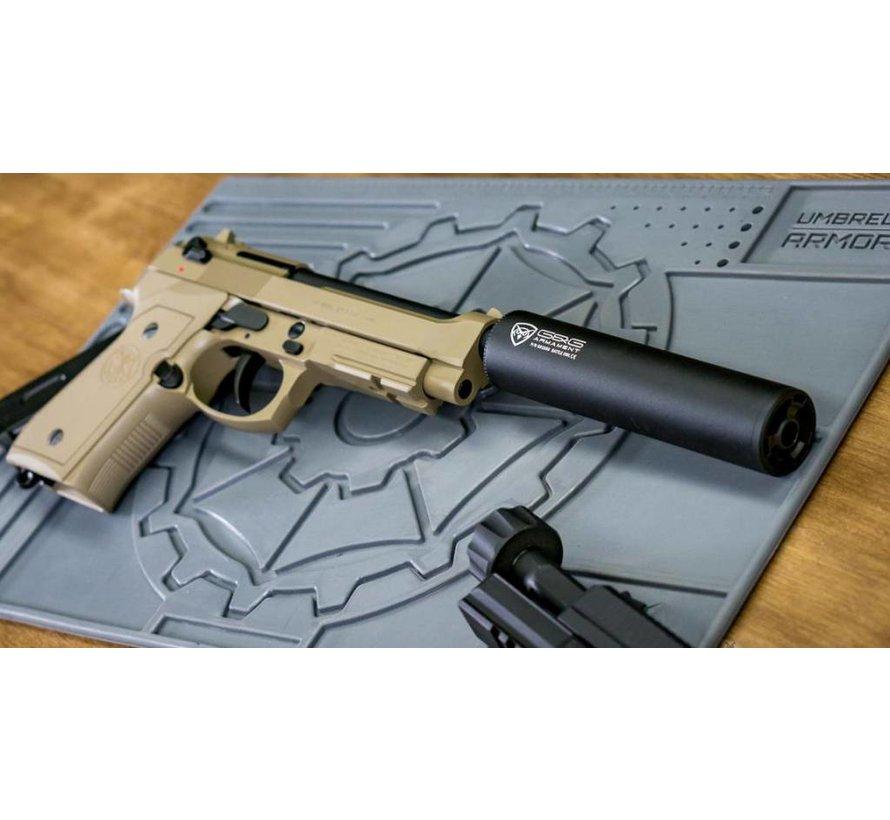 14mm Adapter for Battle Owl Tracer Unit (Desert)