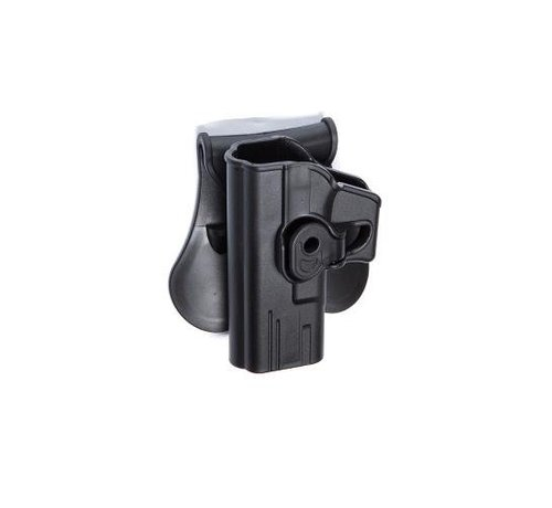 ASG Polymer Holster G-Series  LEFT (Black)