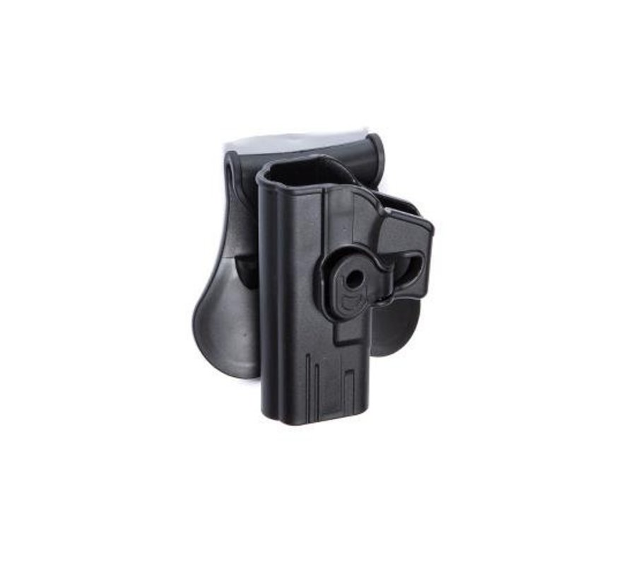 Polymer Holster G-Series  LEFT (Black)