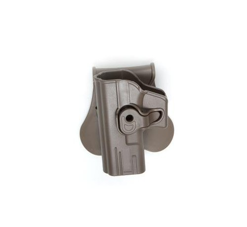 ASG Polymer Holster G-Series  LEFT (FDE)