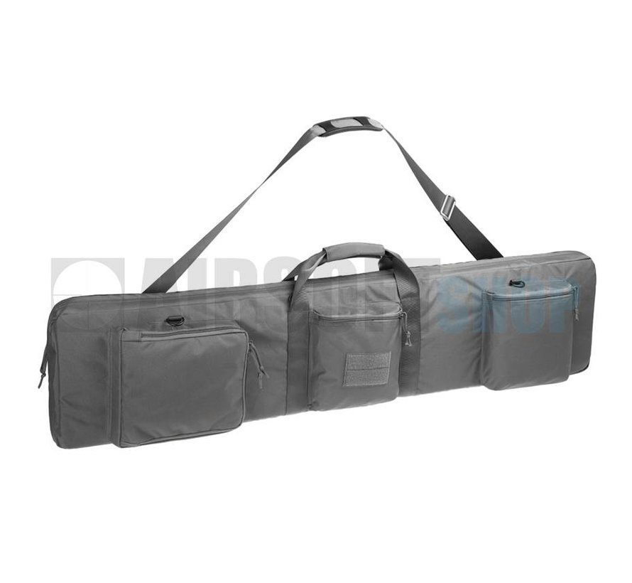Padded Rifle Bag 130cm (Wolf Grey)