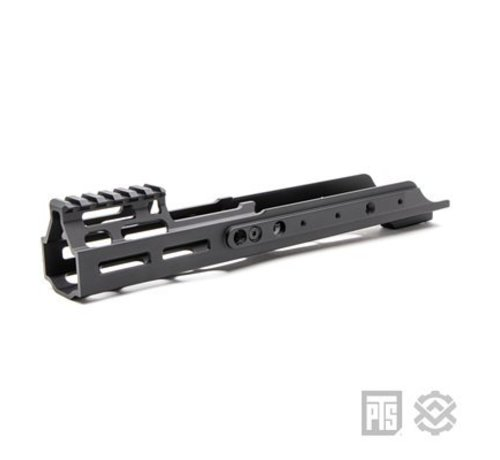 Magpul PTS Kinetic SCAR MREX M-LOK 4.9 inch For SCAR  (Black)