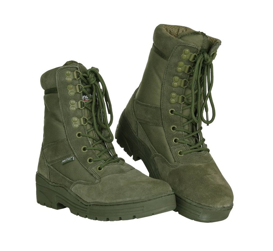 Sniper Boots (Olive)