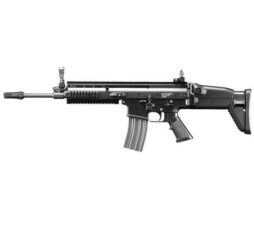 Custom TM NEXT-GEN SCAR-L Full Upgrade  (Black)