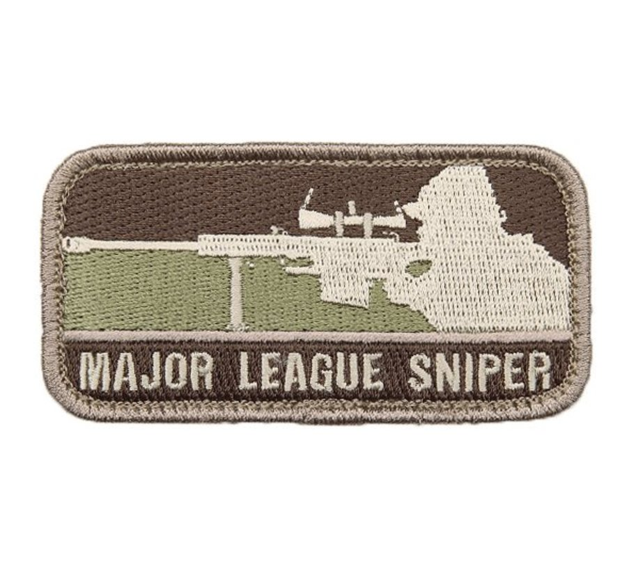 Major League Sniper Patch (Multicam)