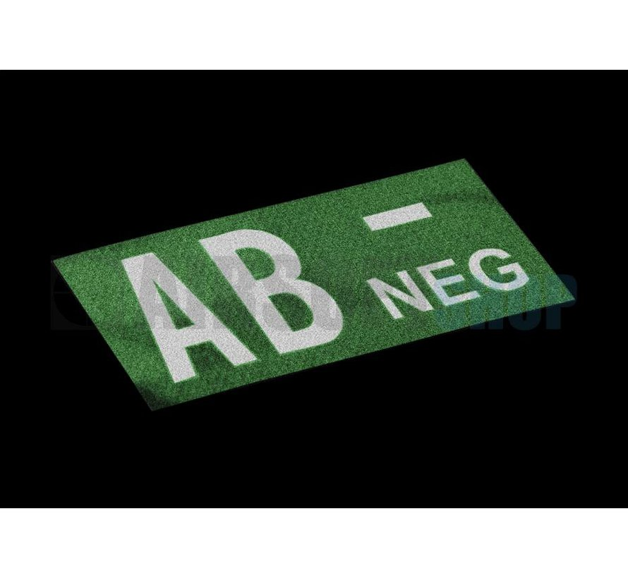 AB Neg IR Patch (Multicam)