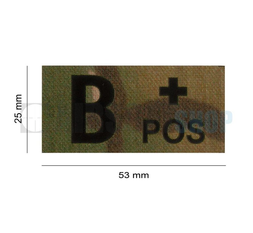 B Pos IR Patch (Multicam)