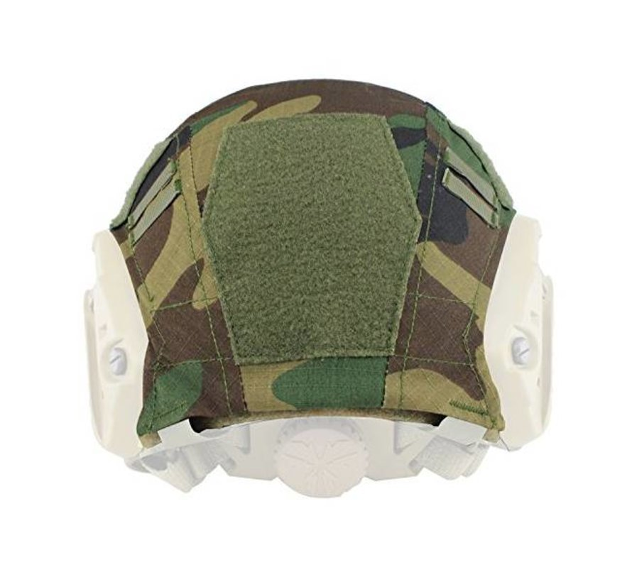 FAST Helmet Cover (Woodland)