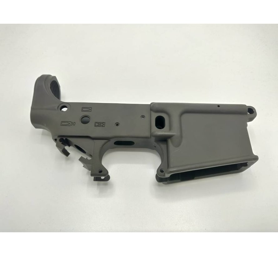 AAC Style CNC Lower Receiver (Black)