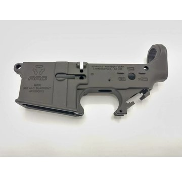 FCC AAC Style CNC Lower Receiver (Black)