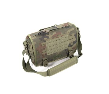 Direct Action Small Messenger Bag (PL Woodland)