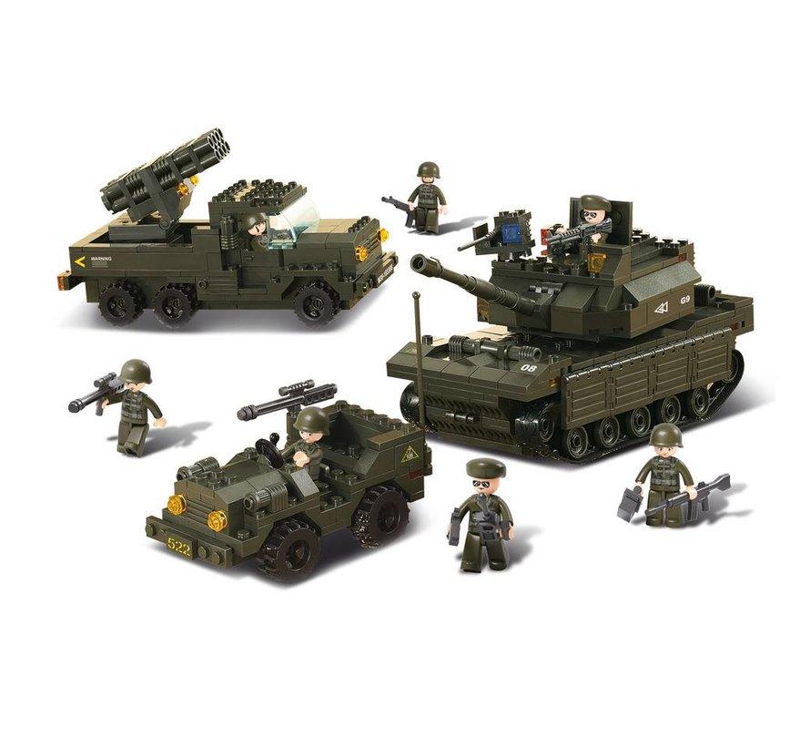 Army Set M38-B6800