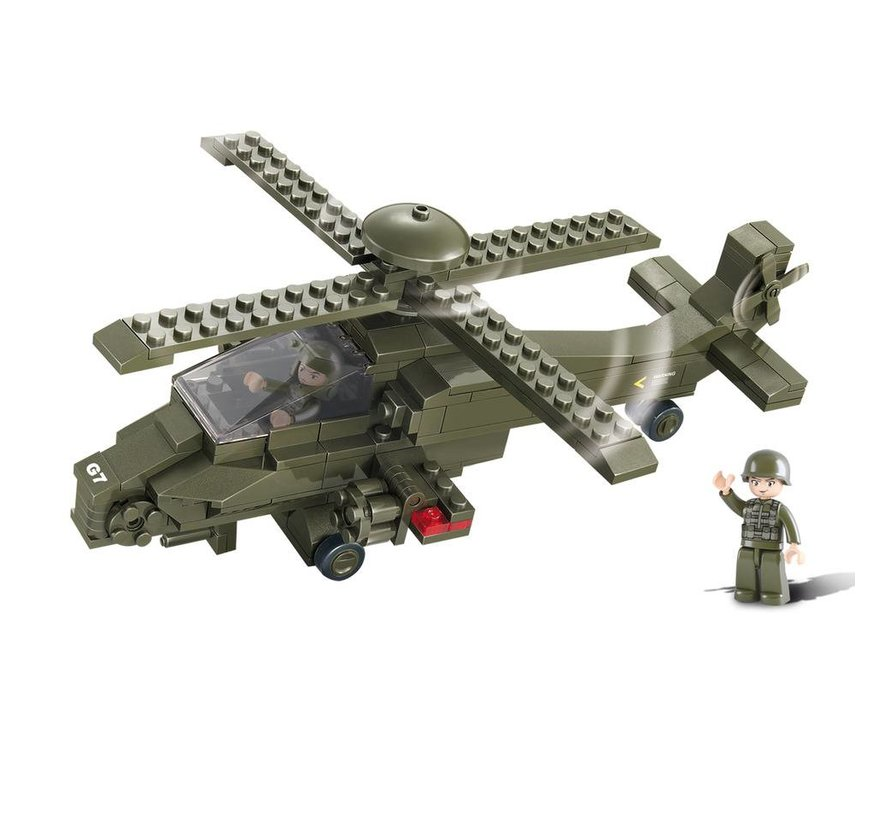 Attack Helicopter M38-B0298