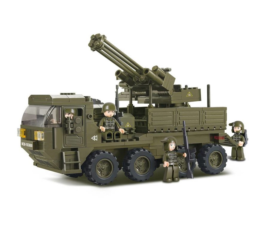 Heavy Transport M38-B0302