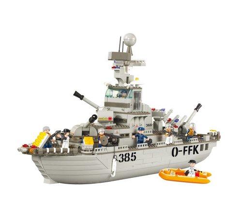 Sluban Cruiser M38-B0126
