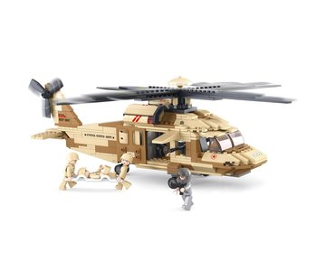 Sluban Black Hawk Helicopter M38-B0509