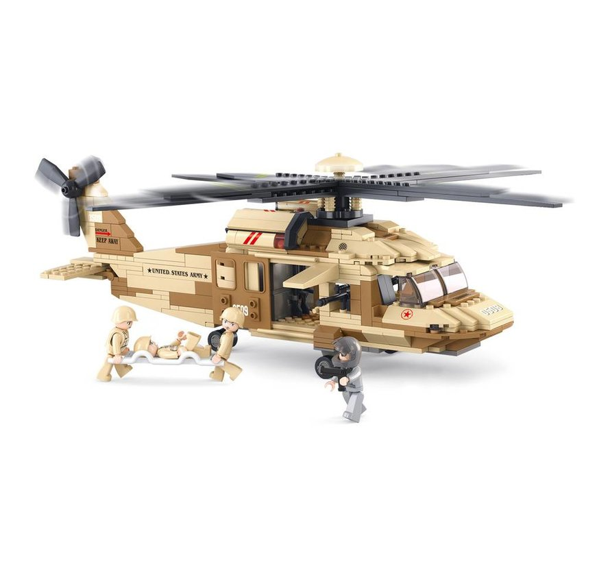 Black Hawk Helicopter M38-B0509