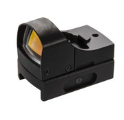 Lancer Tactical Mini Red Dot Reflex Sight (Black)