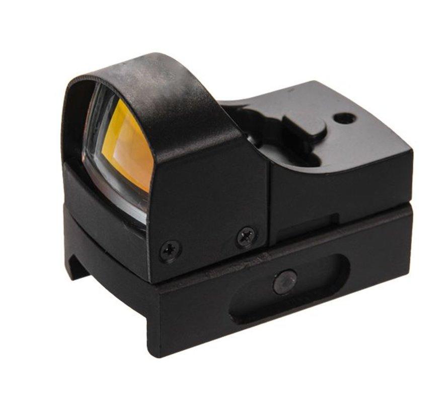 Mini Red Dot Reflex Sight (Black)