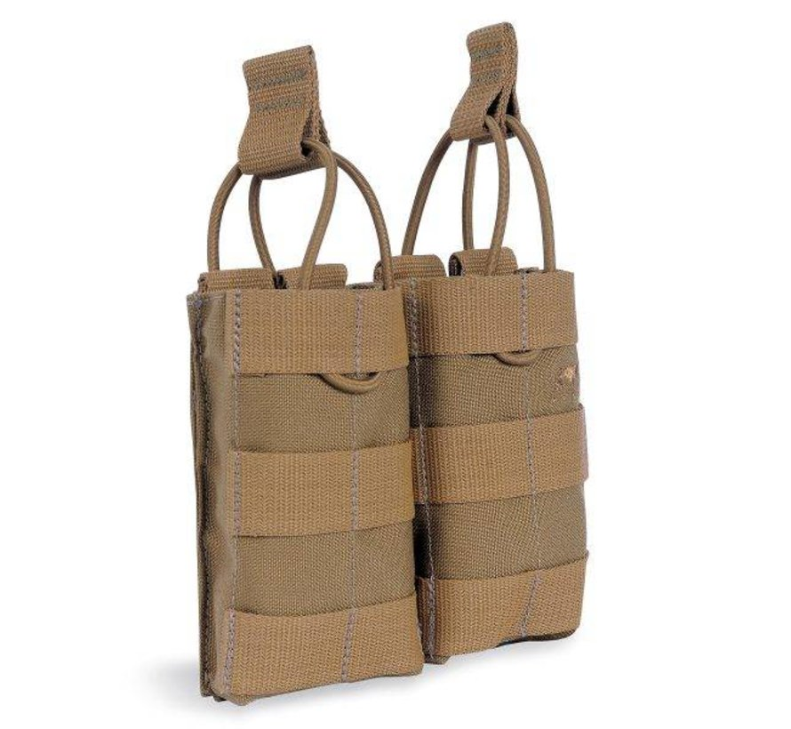 2 SGL Mag Pouch BEL M4 MKII (Coyote Brown)