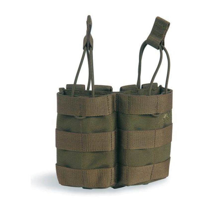 2 SGL Mag Pouch BEL M4 MKII (Olive)