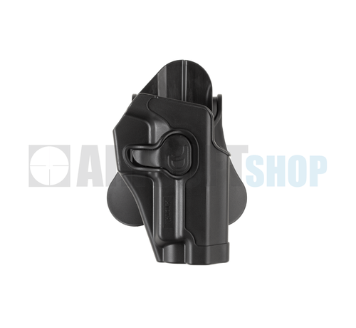 Amomax Paddle Holster For  WE / KJW / TM P226 (Black)