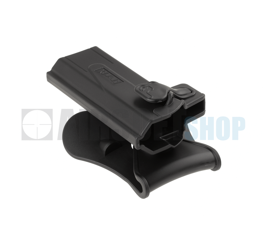 Paddle Holster for WE / TM Hi-Capa (Black)