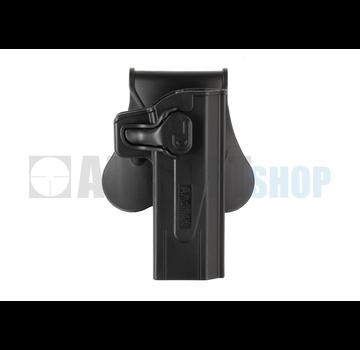 Amomax Paddle Holster for WE / TM Hi-Capa (Black)
