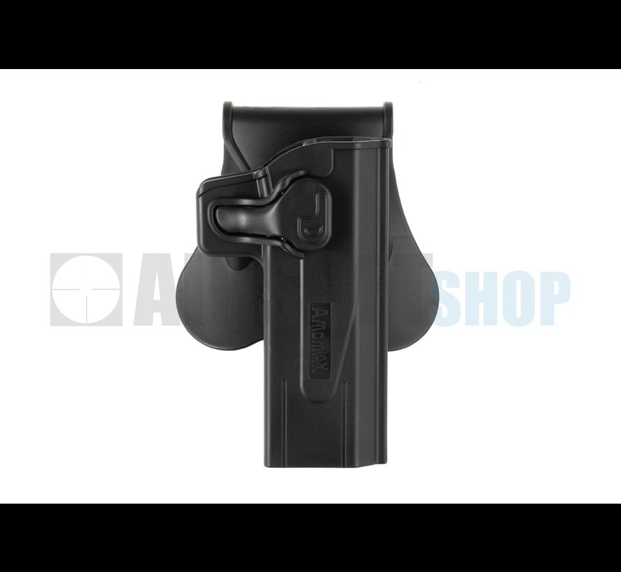 Paddle Holster for WE / KJW / TM Hi-Capa (Black)