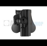 Amomax Paddle Holster for WE17 / KJW17 / TM17 (Black)