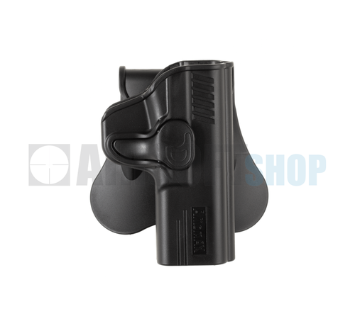 Amomax Paddle Holster for WE / VFC M&P9 (Black)