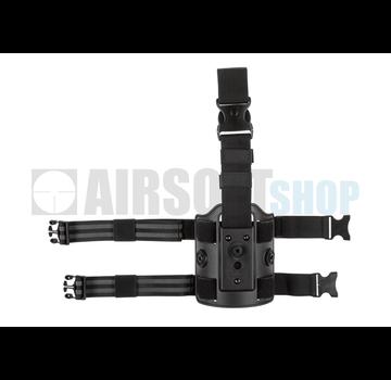 Amomax Drop Leg Platform (Black)