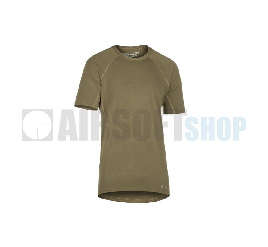 FR Baselayer Shirt Short Sleeve (RAL7013)