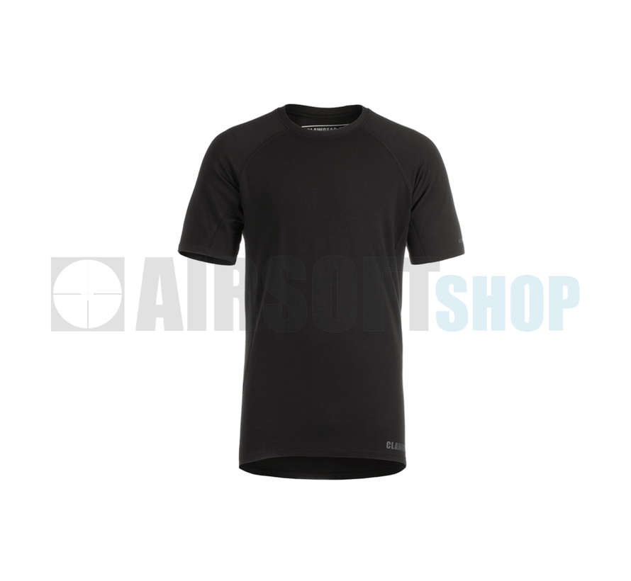 FR Baselayer Shirt Short Sleeve (Black)