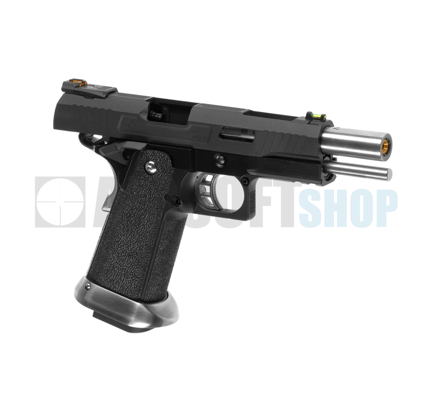 Hi-Capa 5.1 Force Full Metal GBB (Black)