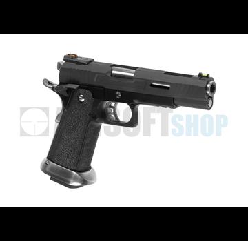 WE Hi-Capa 5.1 Force Full Metal GBB (Black)