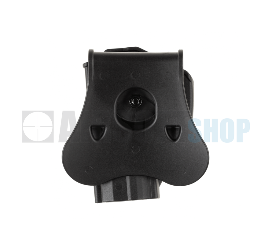 Paddle Holster for KWA USP / USP Compact (Black)