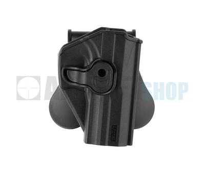 Amomax Paddle Holster for KWA USP / USP Compact (Black)