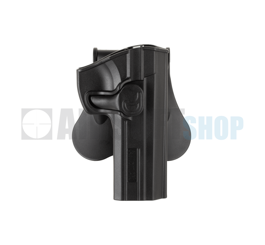 Paddle Holster for CZ 75 SP-01 (Black)