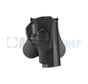 Paddle Holster for Beretta Px4 Storm (Black)