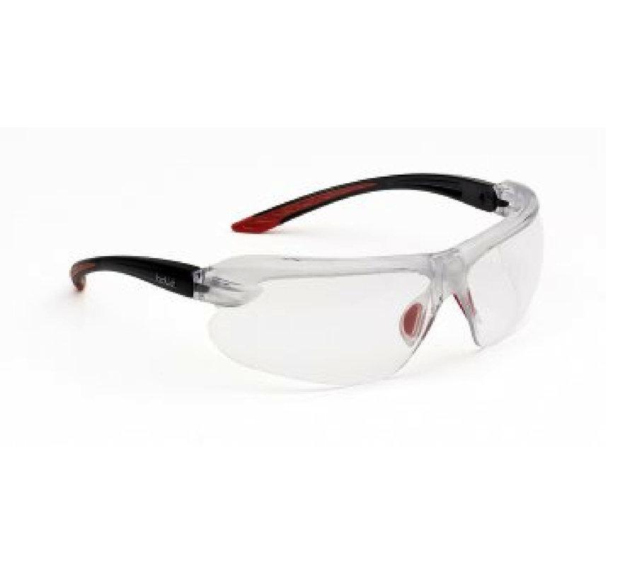 IRI-S  Clear Goggles